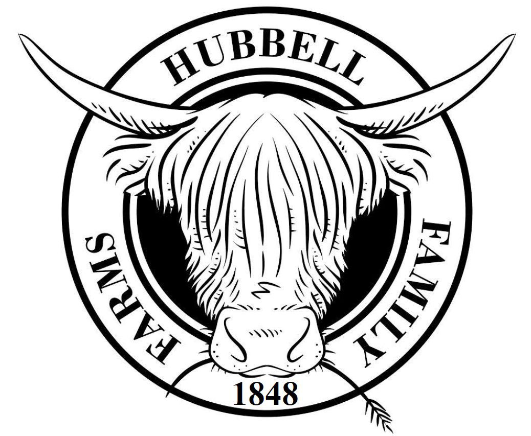 Hubbell Family Farms logo